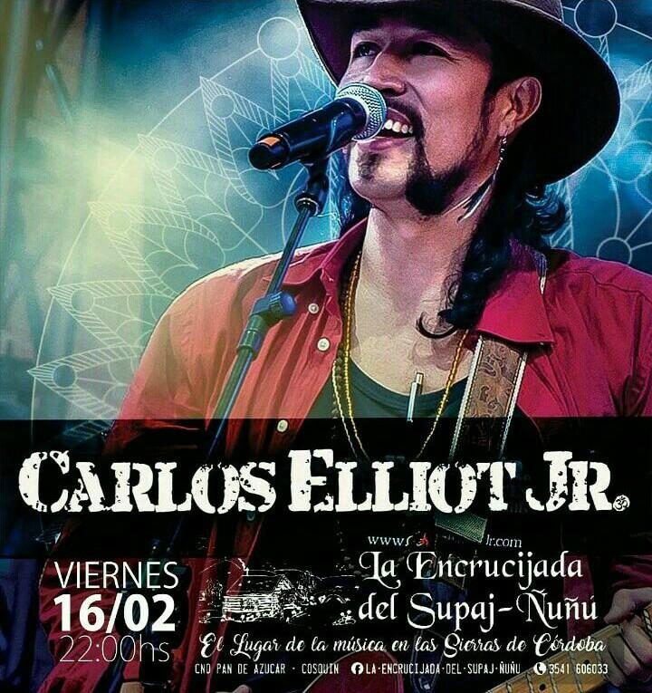 CARLOS ELLIOT JR