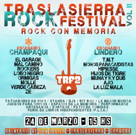 Traslasierra Rock Festival Vol. II