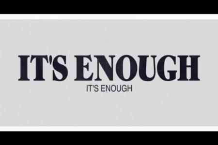 Portada video It´s Enough OYR.jpg