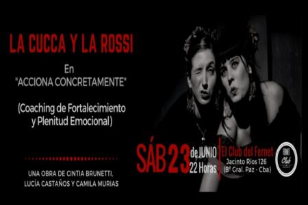 La Cucca y la Rossi OtrasYerbasRock Teatro