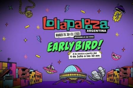 LollaAr2019 y Early Bird OtrasYerbasRock