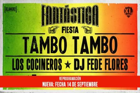 Fantástica Fiesta OtrasYerbasRock