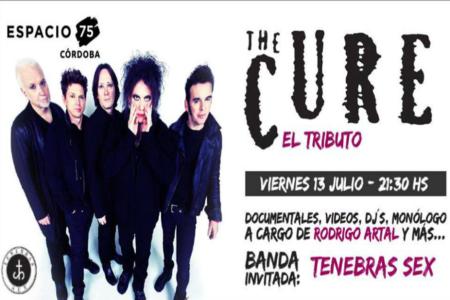 The Cure Tributo OtrasYerbasRock