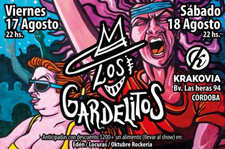 Los Gardelitos - OtrasYerbasRock