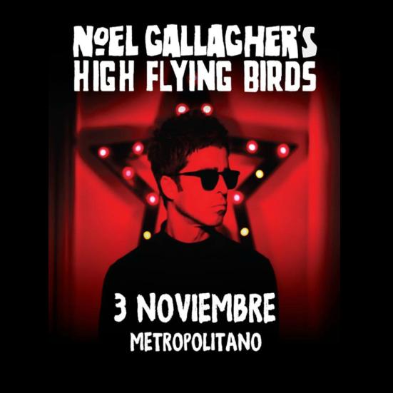 Noel Gallagher en Rosario - OtrasYerbasRock