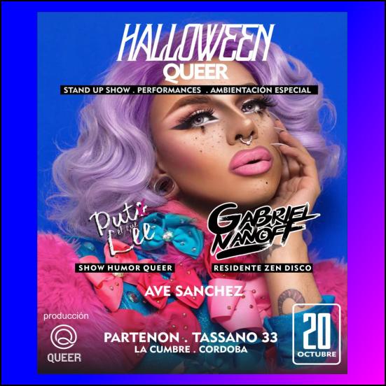 Halloween Queer - OtrasYerbasRock.com