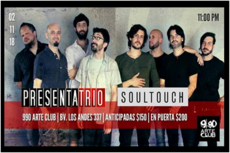 Presenta Trío y Soul Touch - OYR