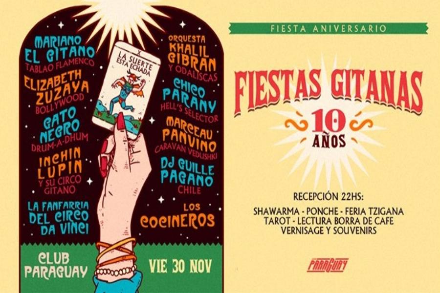 Fiestas Gitanas