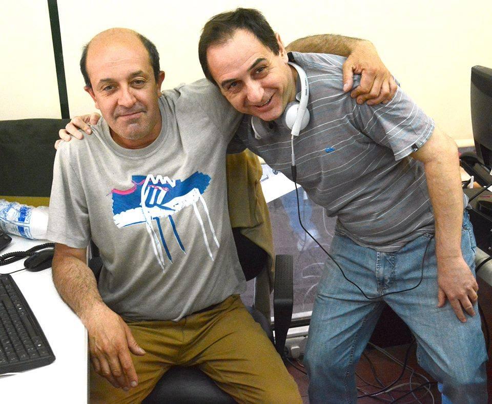 Martín Toledo y Carlos Rolando - OYR