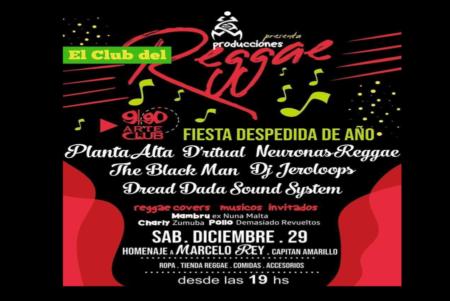 Producciones El Club del Reggae - OYR