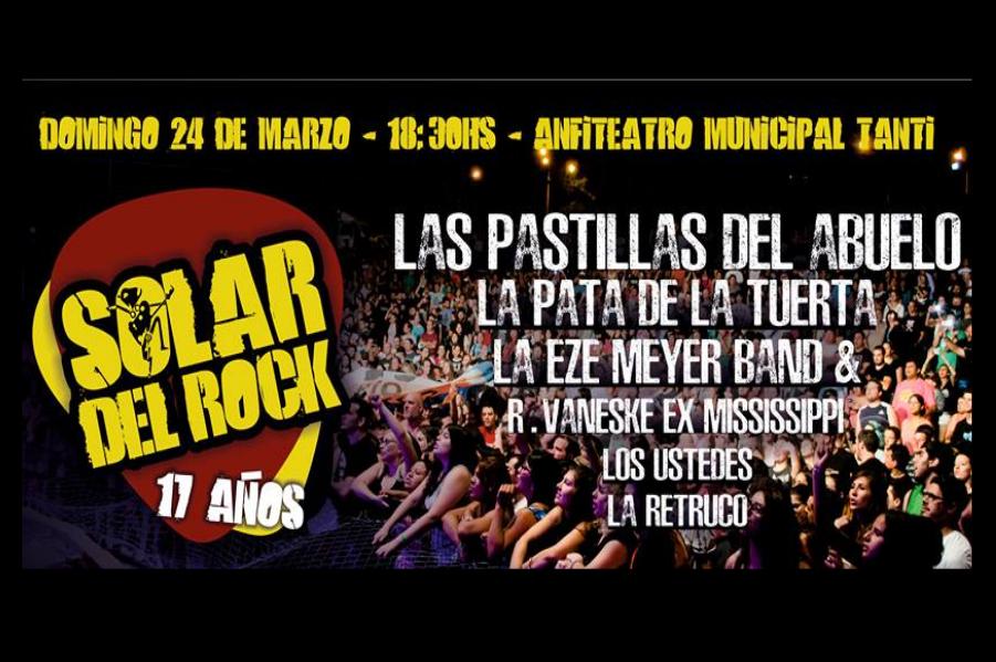 Solar del Rock 2019