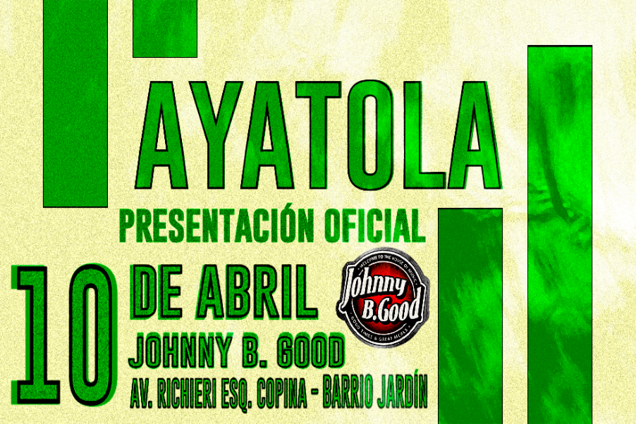 Ayatola - presentación - OYR