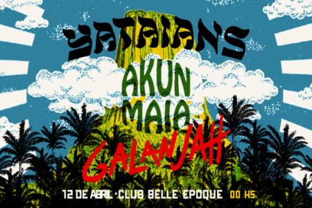 Yataians - Akun Maia - Galanjah - Belle Epoque - OYR