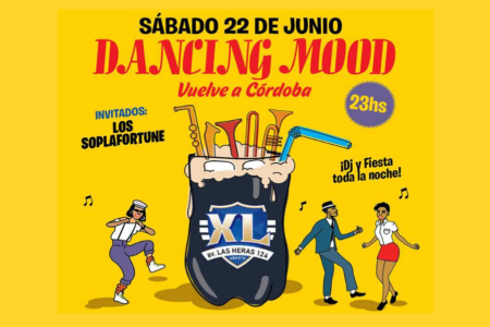 Dancing Mood - XL Abasto - OYR