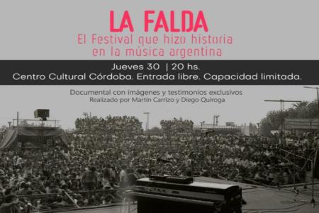 La Falda - documental - OYR
