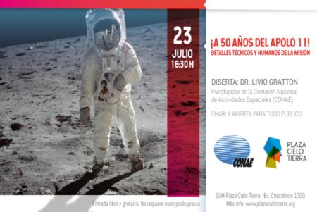 50 años de Apolo 11 - OYR