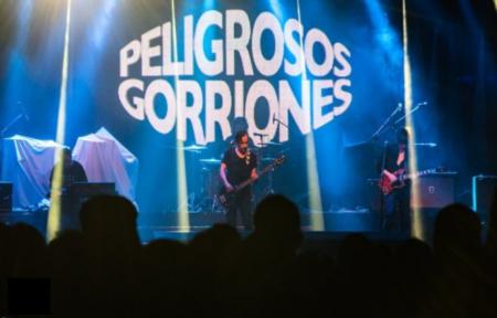Peligrosos Gorriones - OYR