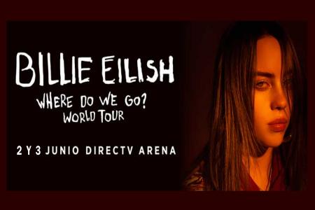 Billie Eilish en Argentina - OYR