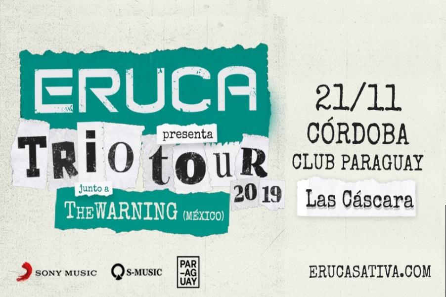 Eruca Sativa en Córdoba - OYR