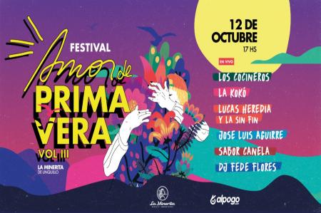 Festival Amor de Primavera Vol III - OYR
