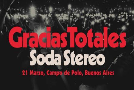 Gracias Totales - Soda Stereo - Campo Argentino de Polo - OYR