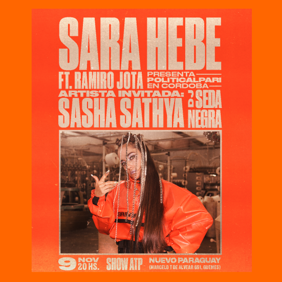 Sara Hebe - OYR