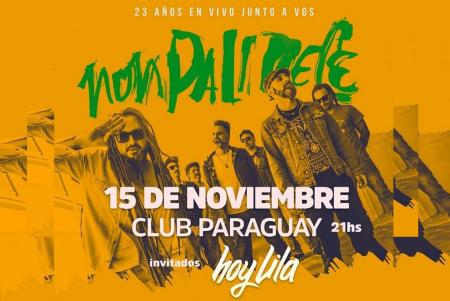 Nonpalidece en Club Paraguay - OYR