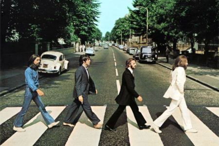 Abbey Road - The Beatles - OYR