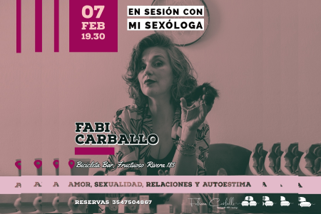 Fabi Carballo - En Sesión Con