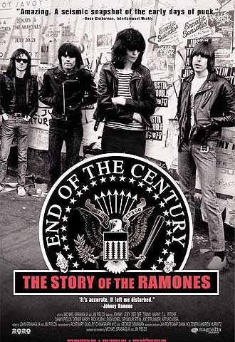 Documental de The Ramones - OYR