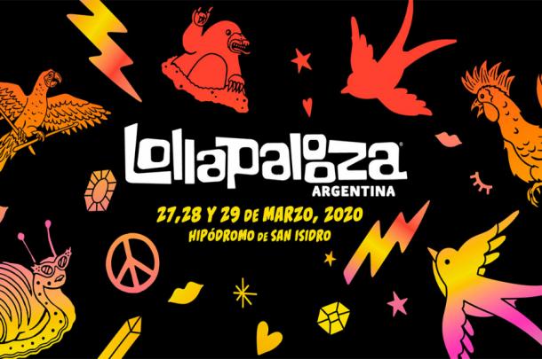 Lollapalooza Argentina 2020 - OYR