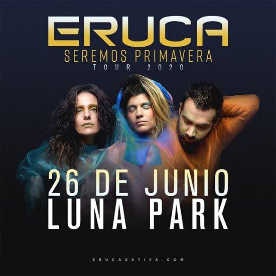 Eruca Sativa - Luna Park 2020 - OYR