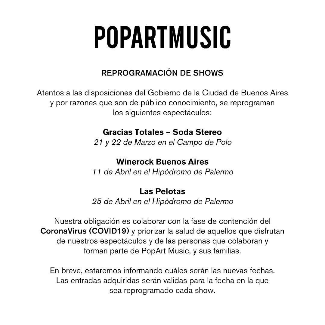 Soda Stereo - Gracias Totales - suspendido - OYR