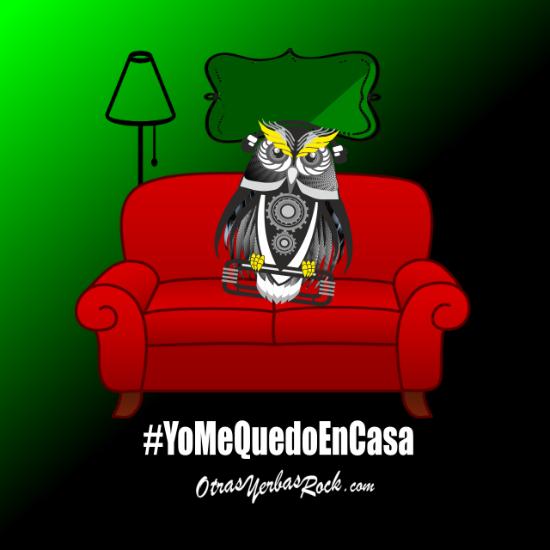#YoMeQuedoEnCasa - OYR