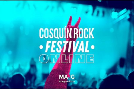 Cosquín Rock Festival On Line - OYR