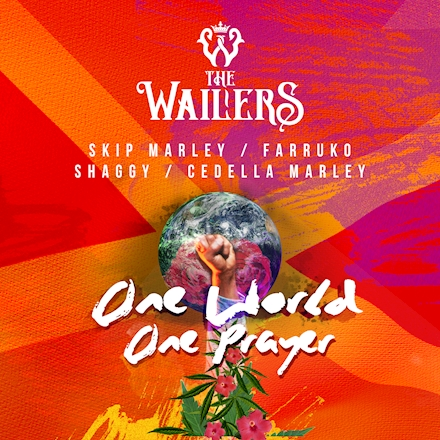 One World, One Prayer - The Wailers - OYR