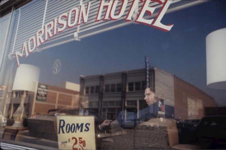 Morrison Hotel - portada - OYR