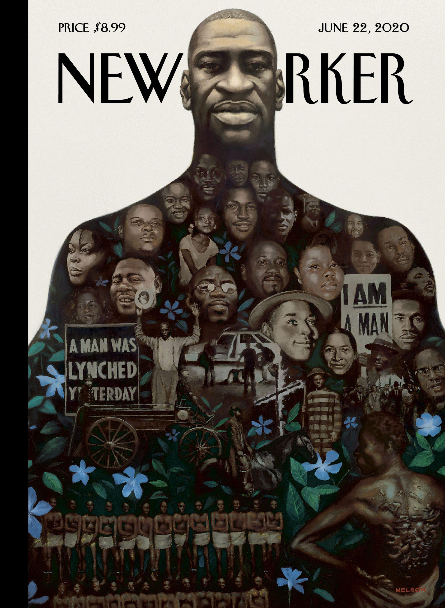The New Yorker - tapa - OYR