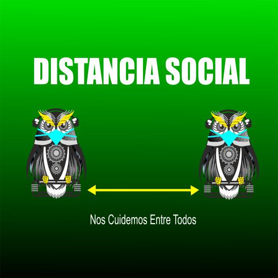 Distanciamiento Social - OYR