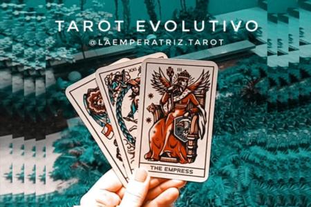 La Emperatriz - Tarot Evolutivo - OYR
