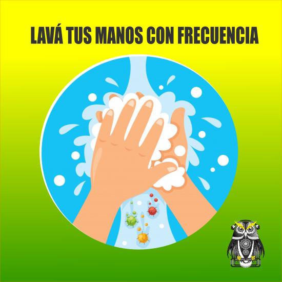 Lavá tus manos - OYR