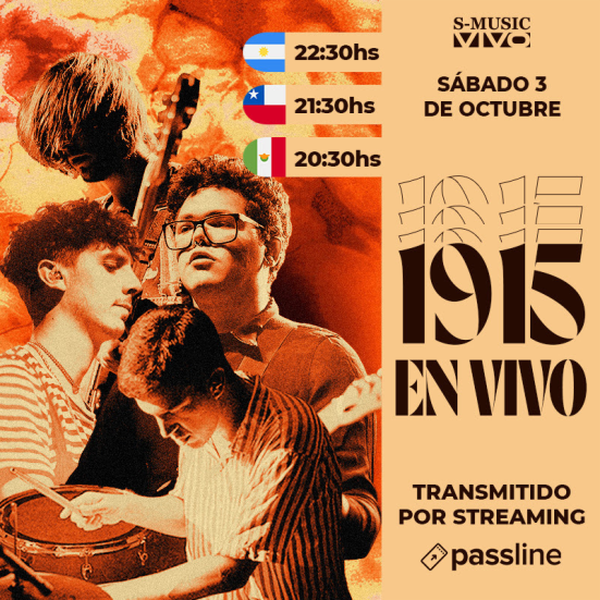 1915 - vivo streaming - OYR