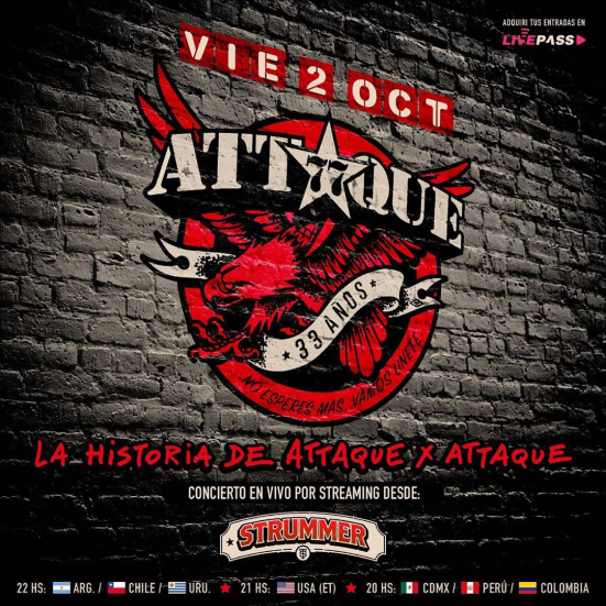 Attaque 77 - vivo streaming - OYR
