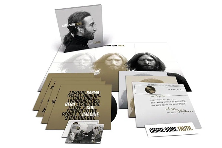 Gimme Some Truth. The Ultimate Mixes - Lennon - OYR