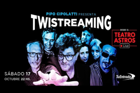 Los Twist - streaming - OYR