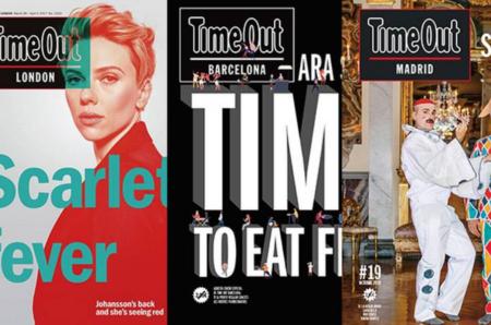 Time Out - revista - OYR