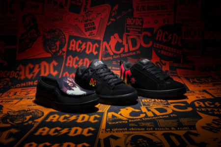 ACDC - DC Shoes - OYR