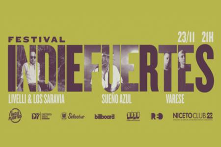 Festival IndieFuertes - OYR