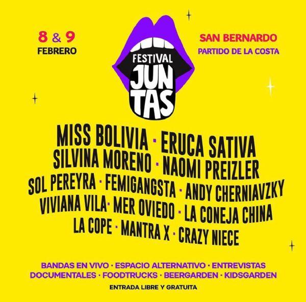 Festival Juntas última edición - OYR