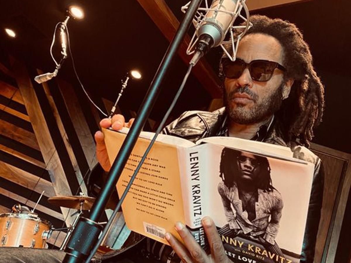 Lenny Kravitz - audiolibro - OYR